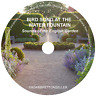 BIRD SONG AT THE WATER FOUNTAIN CD - NATURAL SOUNDS OF ENGLISH GARDEN - RELAXING
