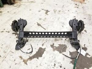 2005-2010 CHEVY COBALT REAR DRUM LOADED BEAM W/O ABS OEM 222881
