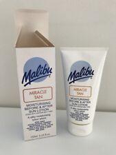 Malibu Miracle Tan Before & After Sun Lotion Tan Accelerator / Pre-Tans (150ml)