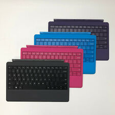 Microsoft Surface Pro 1/2 RT Type Cover 2 Backlit 1561 Black/Pink/Cyan/Purple