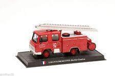 Camion sapeurs pompiers 1974 500 KE FPTL BERLIET CAMIVA 1:50 Delprado CBO083