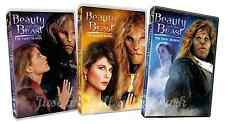 Beauty and the Beast Complete Original Series Seasons 1 2 3 Boxed/DVD Set(s) NEW