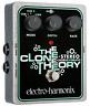 Electro-Harmonix Stereo Clone Theory Analog Chorus / Vibrato Pedal EHX