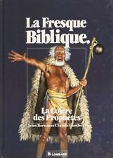 BD occasion Fresque Biblique (La) La colère des prophètes
