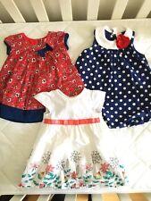 Baby Infant Newborn Girl Dress Clothes, Sprout Pumpkin  - 0-3mths, 6mths & 9mths