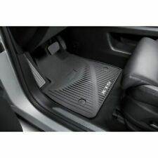 2017-2020 Cadillac XT5 Front & Rear Jet Black All Weather Mats GENUINE 84072385