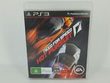 PS3 NEED FOR SPEED HOT PURSUIT . DISC,CASE AND BOOKLET IN FANTASTIC CONDITION