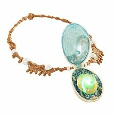 New Disney Moana's Magical Light Up Seashell Necklace Fashion Jewelry Costume