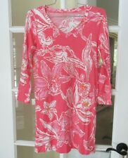 Size XS Lilly Pulitzer floral print dress