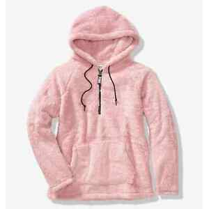 Details about  /NEW Victoria/'s Secret PINK Limited Edition Full-Zip Hoodie Sweatshirt  Size M