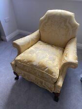 More details for antique armchair