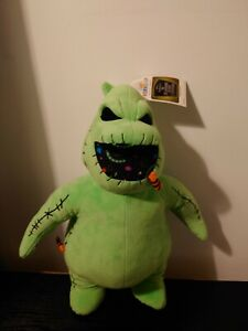 Build A Bear The Nightmare Before Christmas OOGIE BOOGIE With Sound