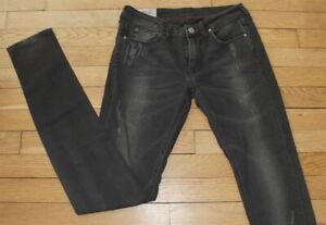 LE TEMPS DES CERISES Jeans pour Femme W 25 - L 32 Taille Fr 34 (Réf #S218)