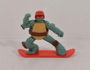 """2013 Raphael Raph 3.5"""" McDonald's Action Figure #3 Teenage Mutant Ninja Turtles"""