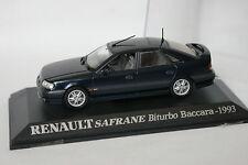 UH Presse 1/43 - Renault Safrane Biturbo Baccara 1993
