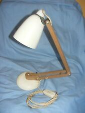 Vintage Angle Poise Desk Lamp 1960s 1970s 60cm RARE Table Lamp Industrial