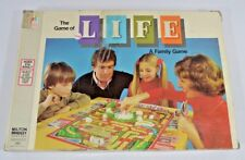 Vintage 1977 The Game Of Life Milton Bradley Board Game - Complete Game USA MADE