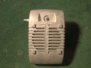 Vintage 1940's Metal Eprad Drive In Movie Speaker ~ Caro, Michigan~ Aisle H