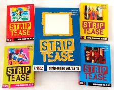 Coffret dvd miroir STRIP TEASE Rare (Volumes 1 à 12) - Très bon état