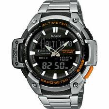 Reloj Pulsera Casio SGW-450HD-1BER Sports Gear gemelo Sensor Altímetro Rrp £ 110