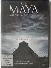 Die Maya - Götter Im Regenwald - Mythos, Kultur, Ritual, Legende - Inka, Azteken