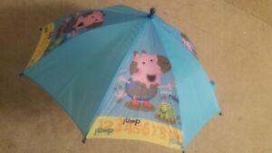 Peppa pig kids umbrella