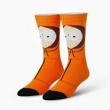 ODD SOX Unisex Crew Socks - Kenny McCormick (South Park)-(UK Adult: 5-12)