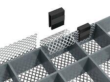 LICHTSCHACHT-ABDECKUNG KELLERSCHACHT-ABDECKUNG ALU-GITTER Aluminium 60 x 120 cm