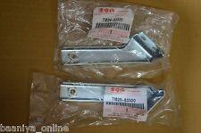 Suzuki SJ Samurai Rear Bumper Middle Brackets Set L + R SGP Genuine NEW 86-95