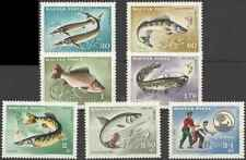 Timbres Poissons Hongrie 1910/6 ** (32099B)