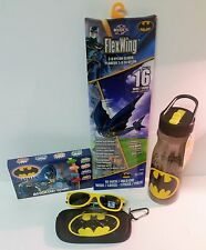 Batman Fun in The Sun Bundle Batman Sunglasses Batman Kite Batman Waterbottle