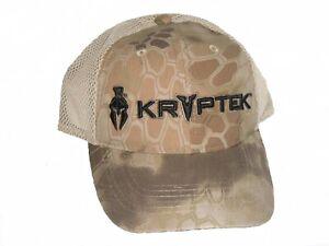 Outdoor Cap KRY-005 Kryptek Highlander Typhon Camo MeshBack Trucker Hat Tactical