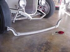 SO-CAL SPEED SHOP 47 INCH FORGED I BEAM AXLE 4 INCH DROP  HOT ROD RAT GASSER