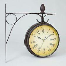 Orologi da parete analogici ovale senza marca