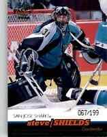 1999-00 Pacific Emerald Steve Shields 67/199 #381