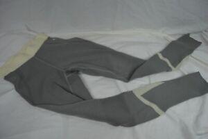 Smartwool Women's Intraknit Merino 250 Thermal Colorblock MSRP$130(2003)Lt. Gray