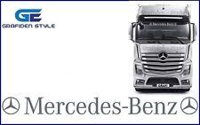 1 Stück  MERCEDES BENZ - LKW - Frontscheibe Aufkleber - Sticker - 110cm x 12cm !