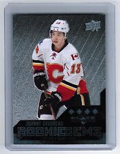 2014-15 Upper Deck Black Diamond #231 Johnny Gaudreau Rookie Gems Quad RC Flames