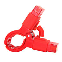Bike USB Rechargeable Clip Rear Tail Light Quick Install Lamp TN2F