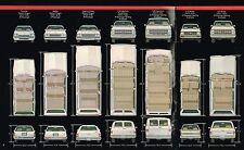 1983 Chevy WAGONS Brochure:BLAZER,SUBURBAN,S-10,K10,CAPRICE,CAVALIER,S10,K-10