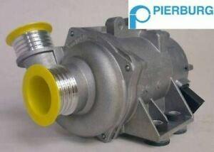 Electric Water Pump BMW E65 E66 7 Series N52 engines Pierburg 11517586925