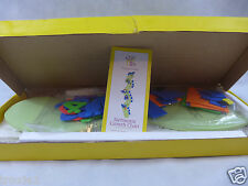 Crayola  Inchworm Growth Chart With Accessories Wooden The Big Yellow Box New