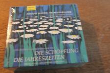 Haydn - Die Jahreszeiten / Die Schöpfung [4 CD Box] NEU OVP hänssler Rilling
