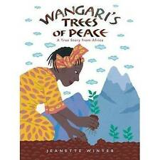 Wangari's Trees of Peace: A True Story from Africa-ExLibrary