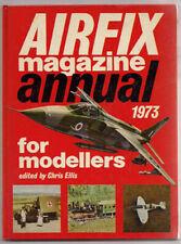 AIRFIX MAGAZINE ANNUAL 1973 - AIRFIX - Italian Army, Avro Manchester, Modelling
