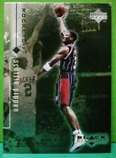 Scottie Pippen card 98-99 Black Diamond #38