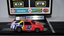 2003 LIFE LIKE RACING HO NASCAR SLOT CAR TIDE PONTIAC GRAND PRIX 32 RICKY CRAVEN