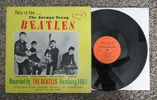 Beatles VINTAGE 1964 ' SAVAGE YOUNG BEATLES ' ORIGINAL ISSUE LP!