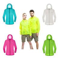 Mens Wind Jacket Lightweight Cycling Windshell Running Windbreaker Sportswear