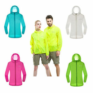 Mens Wind Jacket Lightweight Cycling Windshell Running Windbreaker Sportswear